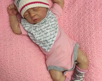Cozy reborn baby doll