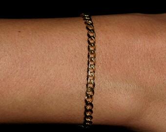 Stacking Bracelet, Layering Bracelet, Chain Bracelet, Gold Bracelet, Boho Bracelet, Under 50, Gift for Her, Mens Bracelet, Christmas Gift.
