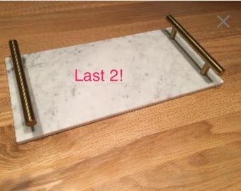 Handmade Marble Cheeseboard or Tray
