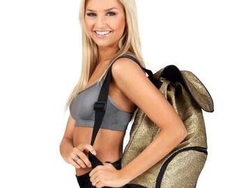 Glitter backpacks