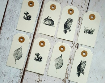 Scrapbooking Tags , Wedding Tags  , Journal Tags , Gift Tags , Party Tags , Junk Journal Supplies , Cardmaking