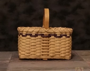 Small Rectangle Basket, Storage Basket, Gift Basket