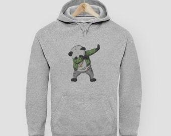 Hoody Dab Panda Street Hip Hop Swag Fashion Camouflage