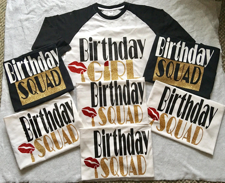 Adult Birthday Shirts 46