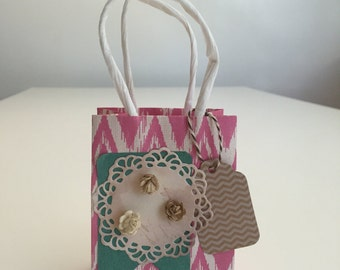 Scrapbook Gift Bag