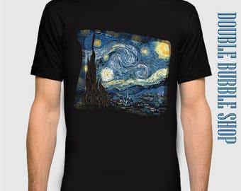 Vincent van Gogh T-shirt, Art t-shirt