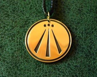 Celtic symbol of the Druids necklace