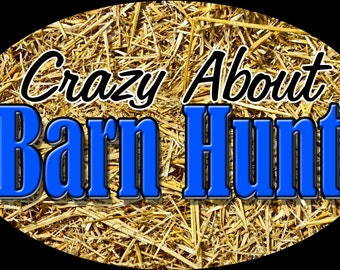 Crazy About Barn Hunt