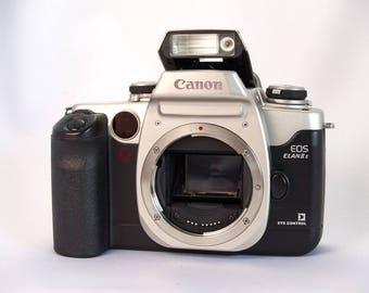 Canon EOS Elan II E Film Camera with Owners Manual