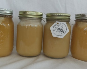 Raw Unfiltered Fall NY Honey - 1.5 lbs.