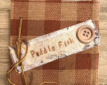 Puddle Fish Collection of Short Stories, Poems,Recipes
