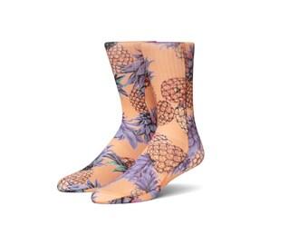 Crazy Socks - Pineapples Socks