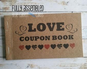 Boyfriend Gift, Husband Gift, Girlfriend Gift, Anniversary Gift, Love Vouchers, Valentines Day Gift For Him, Men's Gift, Wife Gift