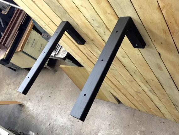 17 27 very heavy duty industrial shelf brackets. Black Bedroom Furniture Sets. Home Design Ideas