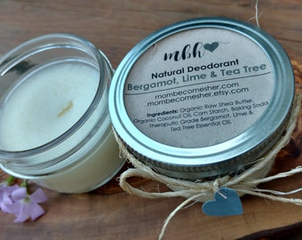 Natural Home Made Deodorant