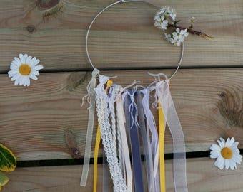 lovely dreamcatcher handmade / boho style / gypsy