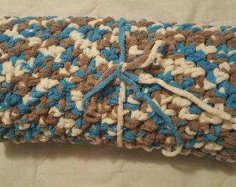 Free Shipping! Handmade Baby Blanket!