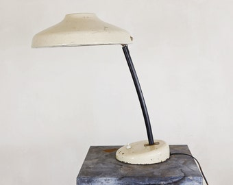 French desk lamp cream | French desk lamp cream