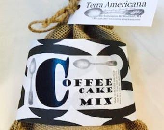 Coffee Cake Mix