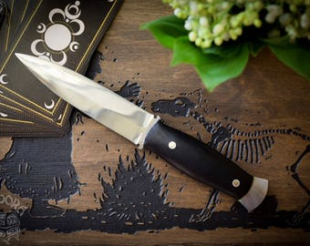 "Athame ""Сlassic"" - Ritual knife 9.5"""