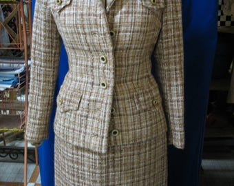 Tailor vintage Tweed skirt