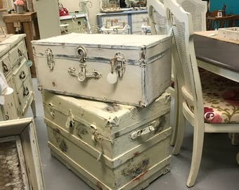Small Vintage Trunk