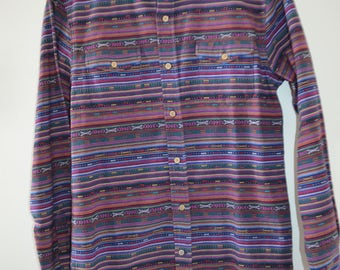 Get 15% off with code NEW15 shirt unisex patterns Aztec 90s X-SMALL *.