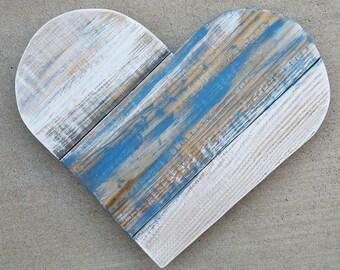 Large Wood Pallet Heart | Heart | Wood Heart | Pallet Wood Heart | Large Heart
