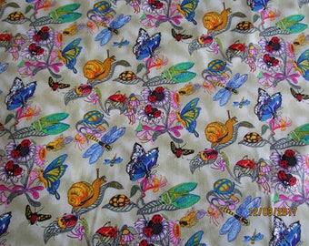 Bug fabric style K0035