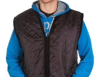 men vest; woolen vest; rain wear vest; rain coat vest; warm vest; men clothing;