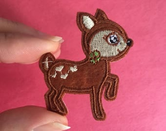 Bambi Iron on Patch