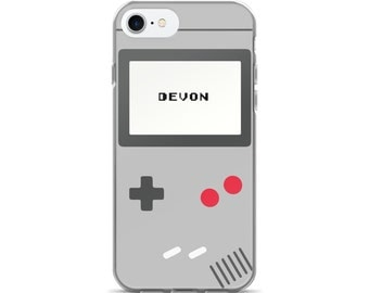 iPhone 7 Personalized Case | Gameboy | iPhone 6 plus | iPhone 5 Other Models Available