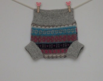 Lambswool panties / diaper cover / soakers for newborns