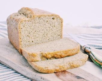 Organic Grain & Gluten FREE Bread