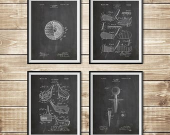Golf Wall Decor, Patent Print Group, Golf Art Decor, Golf Wall Print, Golf Art Poster, Vintage Golf Art, Golf Blueprint, INSTANT DOWNLOAD