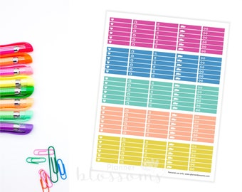 """Functional planner Stickers, printable. US Letter Size (8.5""""x11""""), fitness/gym, running, food, TV, love. Erin condren functional stickers."""