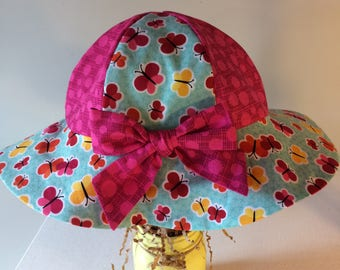 Infant and toddler sun hat