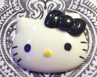 Kawaii Hello Kitty cabochon