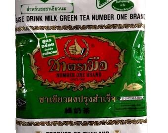 THAI GREEN TEA green tea from Thailand