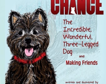 Chance, The Incredible, Wonderful, Three-Legged Dog and Making Friends