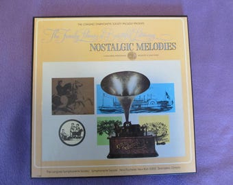 The Family Library of Beautiful Listening: Nostalgic Melodies