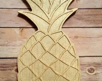 Pineapple Wall Art, Decore, Boutique, Lularoom