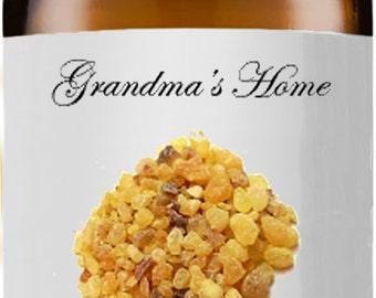 Frankincense Oil - 5mL+ - Grandma's Home 100% Organic, Pure and Natural Theraputic Aromatherapy Grade Essential Oils