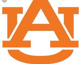 Auburn University logo sticker