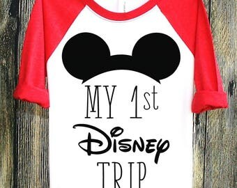 My 1st Disney Trip | Disney Shirts | Disney Family Shirts | Best Day Ever Disney | Mickey Mouse Shirt | Best Day Ever Shirt | Kids Disney