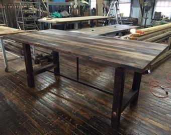 high top table etsy. Black Bedroom Furniture Sets. Home Design Ideas