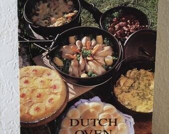 World Champion Dutch Oven Cookbook 1989