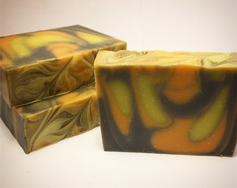Monkey Farts Handmade Soap