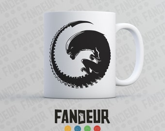 Alien Xenomorph Chestburster Coffee / Tea Mug