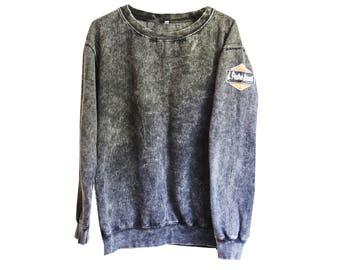 Vintage Acid Wash Sweater